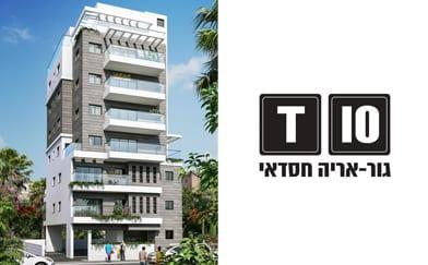 פתח תקוה - T10 - פרויקט טבנקין 10 13